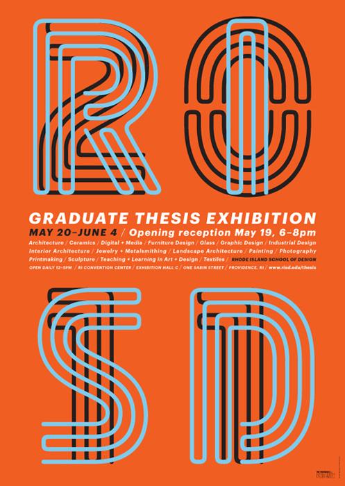 Risd Graphic Design Graduate