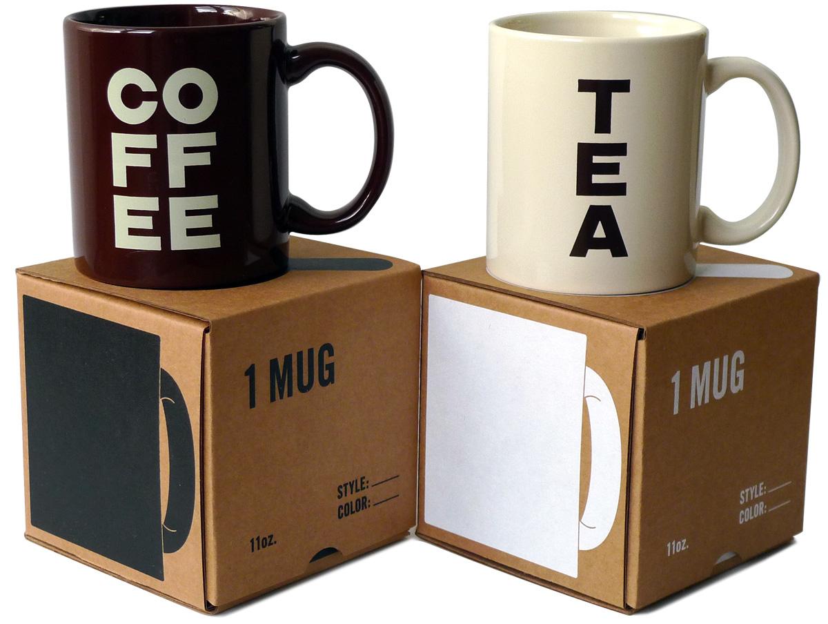 The Design Office Coffee Tea Mugs